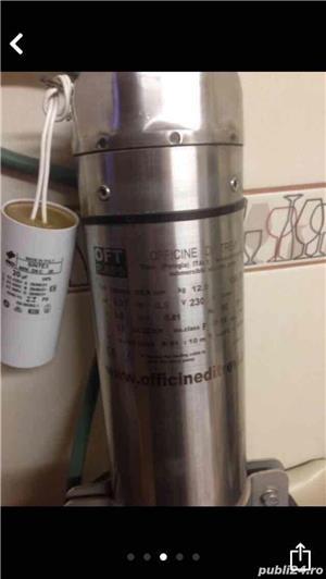 Pompa apa inox specială noua  - imagine 3