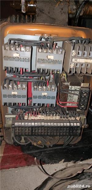 Troliu electric.+carucior portpalan electric - imagine 2