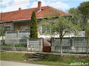 Vand/schimb casa din caramida 200 mp in Sarmasag, jud.Salaj cu garsoniera in Cluj la 45000 euro - imagine 2