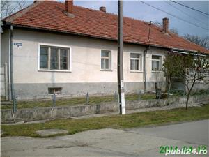 Vand/schimb casa din caramida 200 mp in Sarmasag, jud.Salaj cu garsoniera in Cluj la 45000 euro - imagine 1