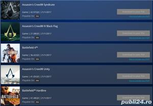 cont PlayStation Network cu 10 jocuri pt. PS4 - imagine 1