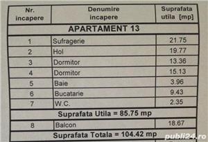 Apartament 3 camere,zona rezidentiala - imagine 8