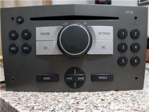 Radio modificat ptr.aux in/jack stereo opel corsa,astra,vectra,zafira - imagine 2