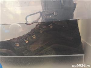 Bocanci Militari Piele GORE-TEX  - imagine 2