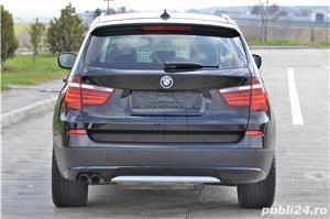 BMW X3 F25 3.0d XDrive 4x4, Automat 8+1 304cp(Stage1),An 2012, Km REALI 210.000,Proprietar,Impecabil - imagine 6