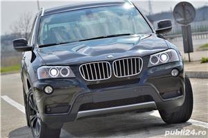 BMW X3 F25 3.0d XDrive 4x4, Automat 8+1 304cp(Stage1),An 2012, Km REALI 210.000,Proprietar,Impecabil - imagine 12