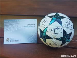 Mingi de fotbal Real Madrid - imagine 1