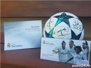 Mingi de fotbal Real Madrid - imagine 3