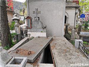 Loc de veci,cripta (6 locuri) Cimitirul Bellu - imagine 2