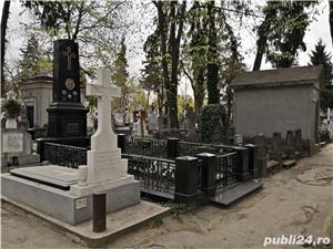 Loc de veci,cripta (6 locuri) Cimitirul Bellu - imagine 1