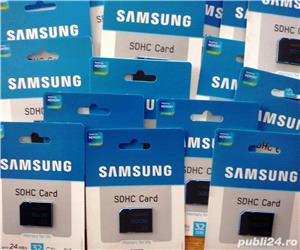 Micro SDHC Samsung Evo Plus Koreea, ,rescriere CID navigatie auto - imagine 5