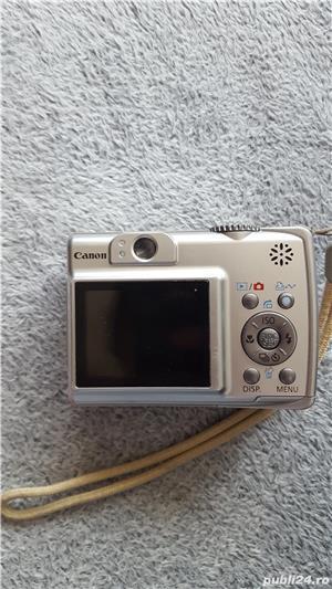 Camera foto Canon PowerShot A550 - imagine 2