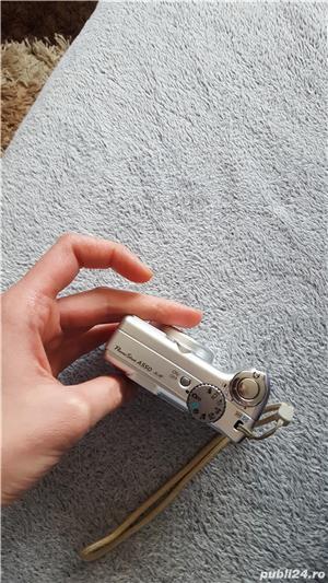 Camera foto Canon PowerShot A550 - imagine 3