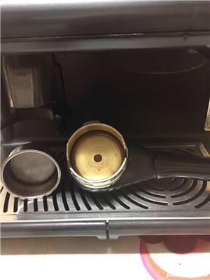 Expresor espressor cafea cu Râjniță  - imagine 3