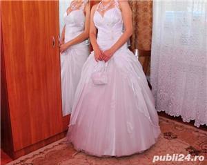 Rochiță mireasă  - imagine 5