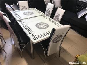 Masa cu scaune Extensibila - imagine 9