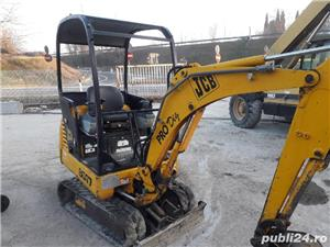 Inchiriez miniexcavator 1.6 tone - imagine 1