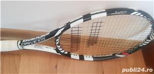 Rachete tenis WILSON Federer Team , BABOLAT Drive 105  - imagine 1