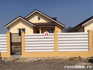 Casa individuala  la cheie, toate utilitatile, finalizata - imagine 1