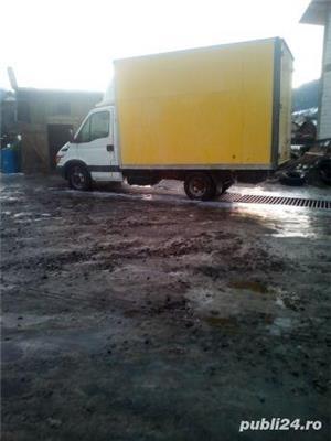 Transport marfa, mutari mobilier, montaj si manipulare  - imagine 1