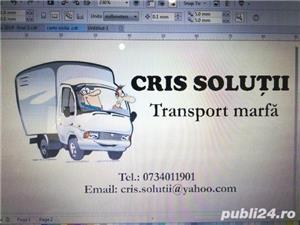 Transport marfa, mutari mobilier, montaj si manipulare  - imagine 3
