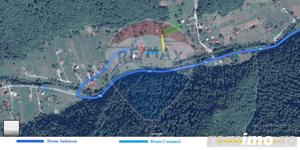 Teren intravilan Remeti in zona turistica 1833 mp - imagine 3