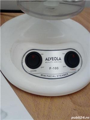 galvanoderm,mini vaporizator,aparat ultrasunete marca alveola - imagine 7