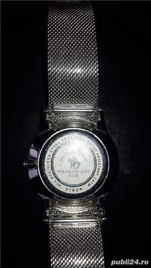 Vand ceas original POLO&RACQUET CLUB - imagine 6