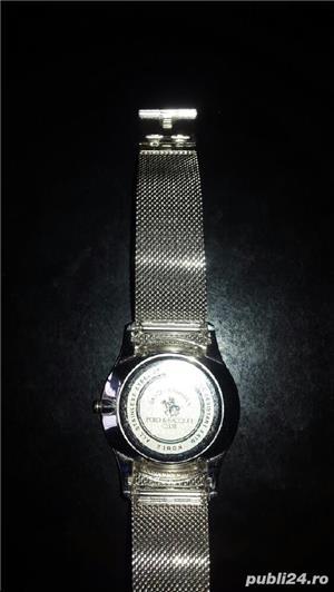 Vand ceas original POLO&RACQUET CLUB - imagine 3
