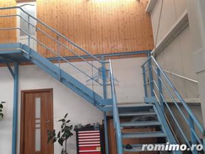 Hala TIR+birouri+ 2 apartamente noi, parcare TIR si teren edificabil - imagine 14