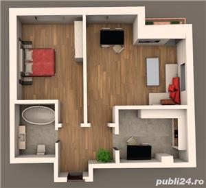 Apartament 2 camere Regie - imagine 2