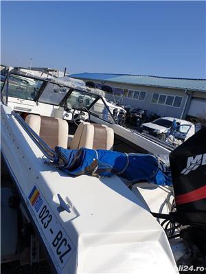 Vand barca + motor + peridoc - imagine 2