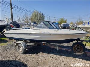 Vand barca + motor + peridoc - imagine 5