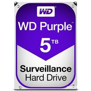 Hard-disk WD 5 TB-Purple NOU-sigilat Sata3 64MB 100% health L168 - imagine 2