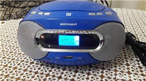 Microspot MCD 352 bluetooth nfc usb mp3 - imagine 4
