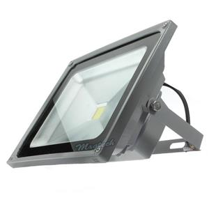 Proiector LED SMD 50W Economic 6500K ( Lumina Rece) 220V de Interior si Exterior C39 - imagine 5