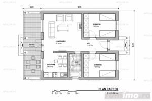 Casa 3 Camere Domnesti, 420 mp teren - imagine 9