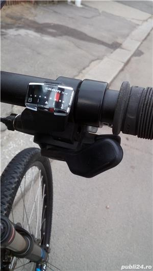 Vând bicicleta MTB B'WIN ROCKRIDER 520  - imagine 4