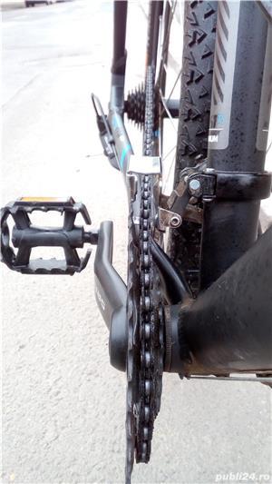 Vând bicicleta MTB B'WIN ROCKRIDER 520  - imagine 6