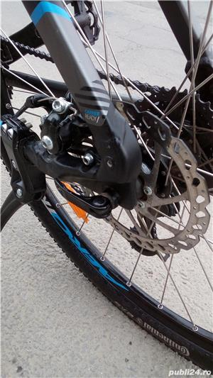 Vând bicicleta MTB B'WIN ROCKRIDER 520  - imagine 17