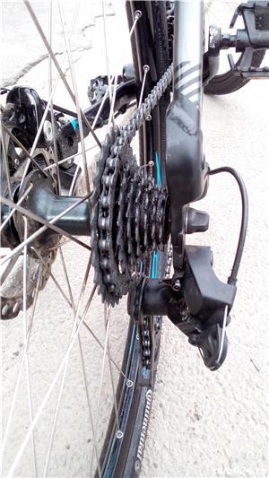Vând bicicleta MTB B'WIN ROCKRIDER 520  - imagine 16