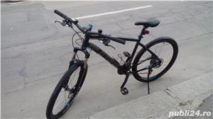 Vând bicicleta MTB B'WIN ROCKRIDER 520  - imagine 1