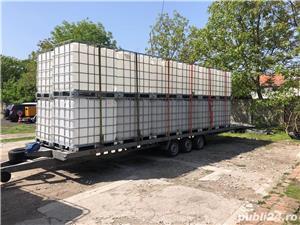 Bazin plastic tip Ibc 1000l/300 ron  - imagine 12