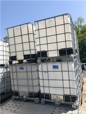 Bazin plastic tip Ibc 1000l/300 ron  - imagine 11