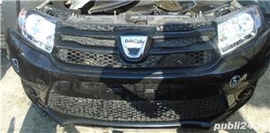 Fata completa Dacia Logan din 2014 volan pe stanga - imagine 1