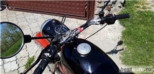 Pentru colecționari! Vând motocicletă MZ 250 - imagine 2