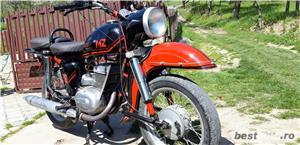 Pentru colecționari! Vând motocicletă MZ 250 - imagine 3