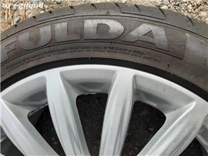 Jante aliaj Ford -Focus-Mondeo-Kuga -16-17, cu anvel.de vara  - imagine 9