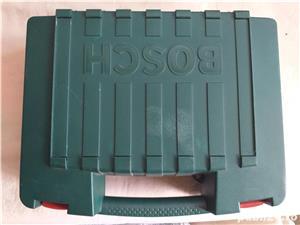 BOSH PSR 12 putin folosit, 2 acumulatori functionali si incarcator - imagine 2