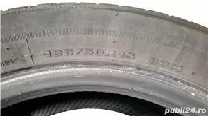 Anvelopa anvelopa cauciucuri de vara HANKOOK 195 50 15 profil 4mm - imagine 5